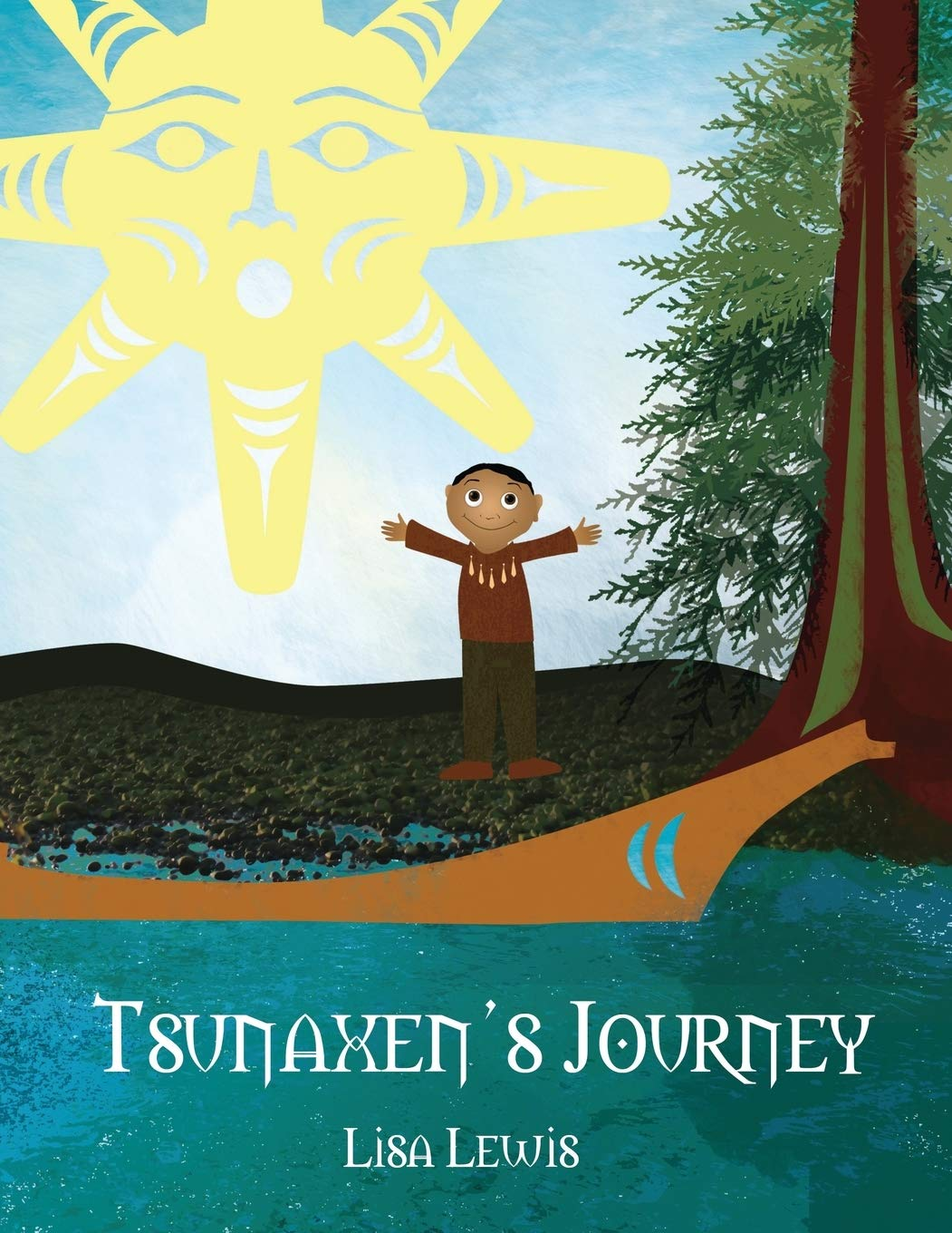 Cover of art of Tsunaxen's Journey by Lisa Lewis