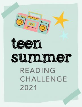 teen reading challenge hp feature card